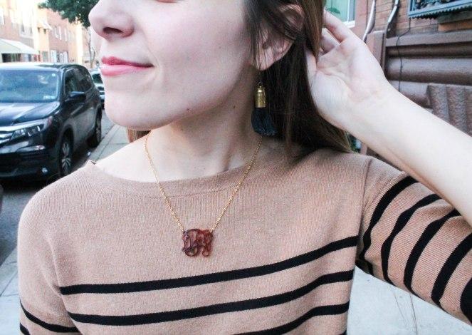 camel striped sweater-8