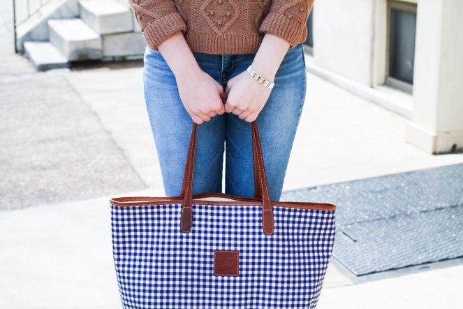 striped turtleneck sweater-3